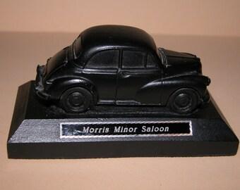 Irish Coal Morris Minor Car ~Saloon (Collectable)