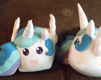 My Little Pony Princess Celestia Sugar Cube Plushie