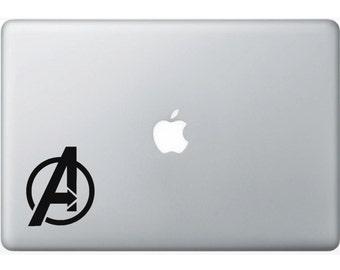 Avenger's A Logo Decal