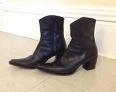Black Boots / Booties