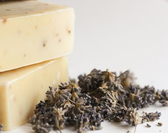 Lavender Goat Milk Soap Mother's Day Gift