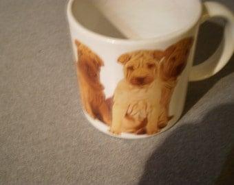 Snapshot Mugs item No. 8010 Muggsy Sausalito, CA.