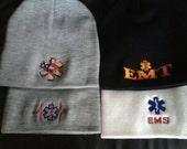 EMT< EMS Knit Cap