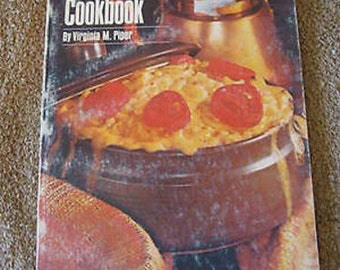 1970 Carnation's Easy-Does-It  Cookbook,Virginia Piper Vintage  B1