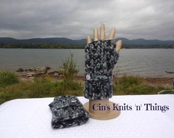 Fingerless Gloves - Texting Gloves - Hand warmers - Ladies Fingerless Gloves - Crochet Gloves - Hand warmers - Fingerless Mittens