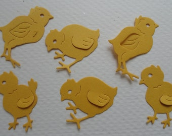 Baby Minature Chick Die Cuts