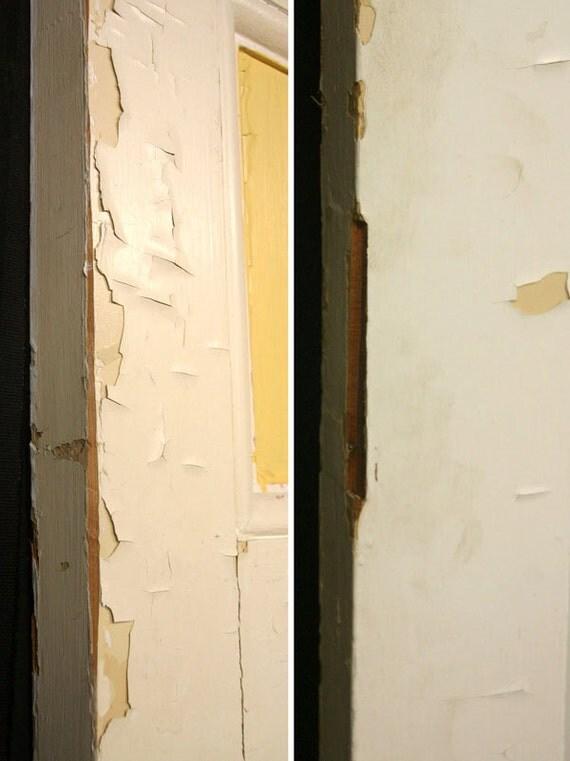 28 x81 antique interior solid wood wooden door 6 for Flat solid wood door