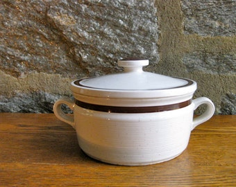 Vintage Egersund of Norway Casserole with Lid
