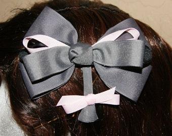 Eeyore Hair Bow