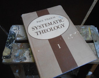 Systematic Theology I