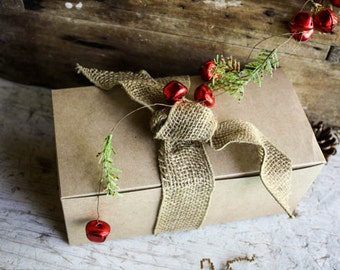 Sunchowder Gift Box Wrapping to complete your purchase