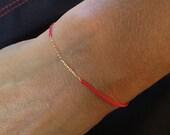 Red String Bracelet, Bendel, Kabbalah Bracelet, Israel Bracelet, Jewish Jewelry, Shop for a Cause, Do Good, Charity Bracelet