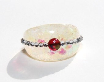 Handmade ring for women,girl,good for party,good for everyday, size 7,low price