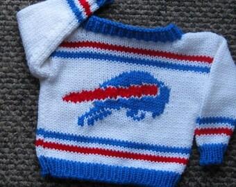 BUFFALO BILL'S Look Sweater
