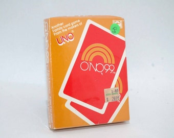 O'No 99 Card Game from iGi 1982 NEW