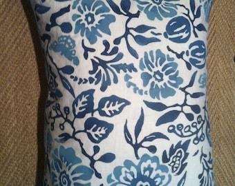 Galbraith & Paul Primitive Flower Decorative Pillow