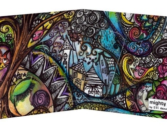 THIS JOURNEY Design Wallet Made with™ DuPont Tyvek®