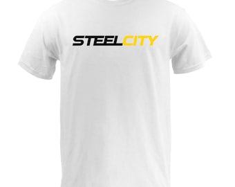 Steel City - White