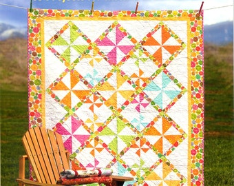 Book - Fast and Fun First Quilts by Sara Diepersloot