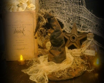 Witch's Hat Primitive Decor