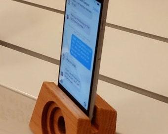 Iphone 6 wooden speaker