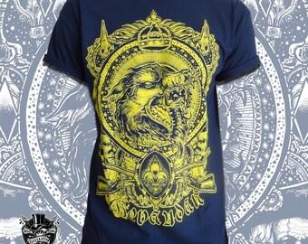The beast of Gevaudan t shirt