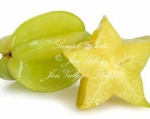 AVERRHOA carambola Tropical Seeds Starfruit Fruit Tree Container Indoor or Outdoor Gardening Small White Flowers Cut Fruit Loos Like Stars!
