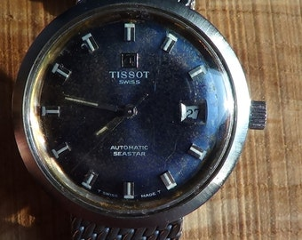 Vintage TISSOT Seastar 21 jewels Automatic
