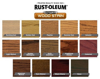 Stain options for Props (Do Not Buy)