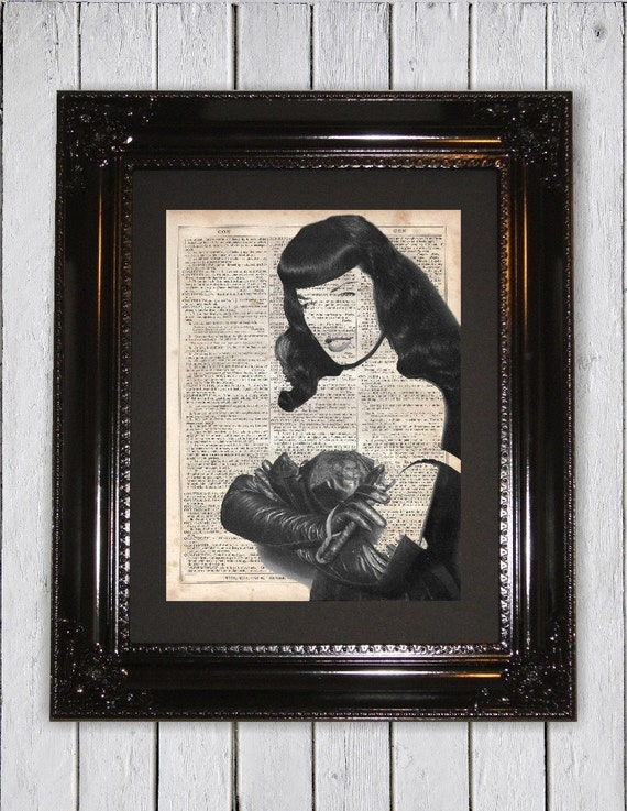 bettie page book reviews