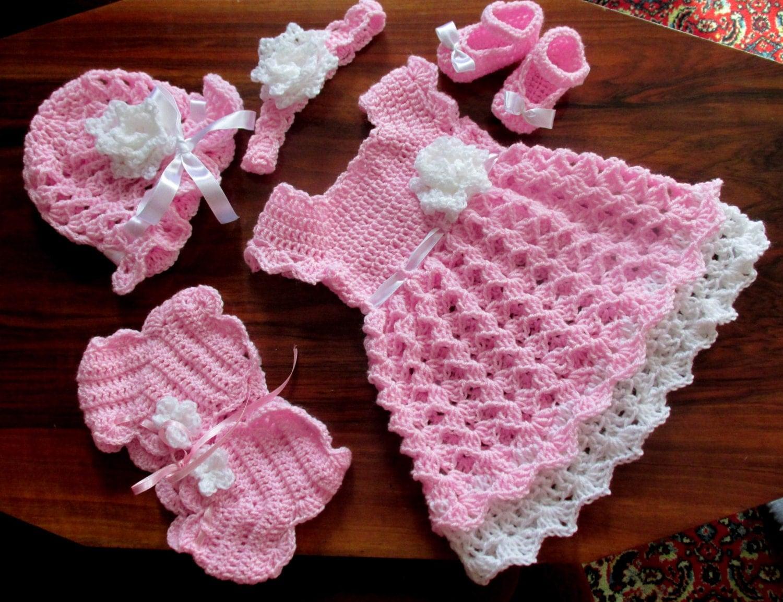 Crochet Fashion Set