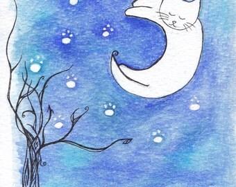 Kitten Moon