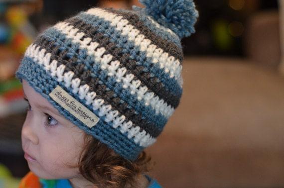 how to make a pom pom for crochet beanie