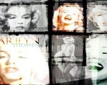 Mariyln Monroe Checkbook Cover