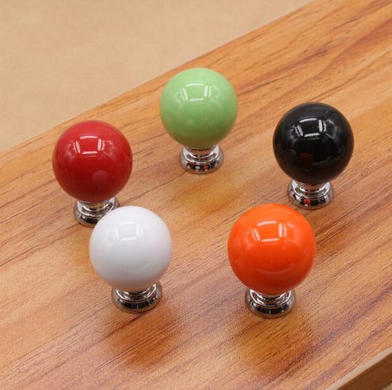 Boutons boule pour commode tiroir bouton armoire de cuisine for Combouton de porte cuisine