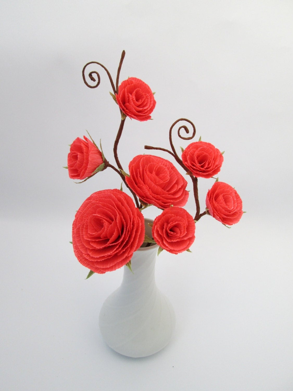 Flower Arrangement, Peper Flowers, Wedding Centerpiece, Floral ...