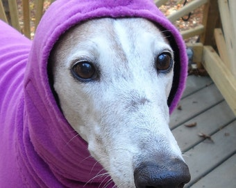 Hound Fleece Hood