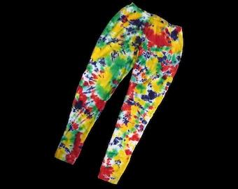 Tie-dye Leggings- Adult S