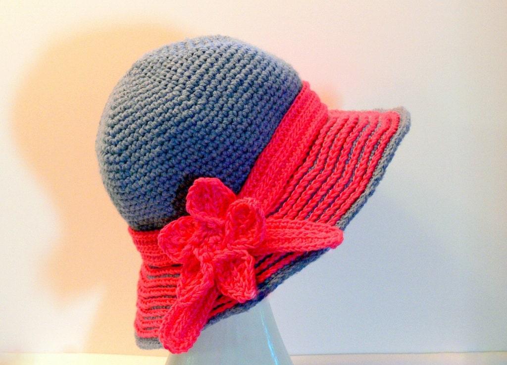 Free Crochet Ladies Sun Hat Patterns