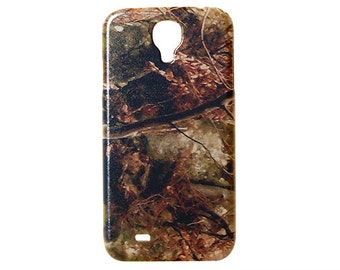 Fall Camouflage Samsung Galaxy S5 Case Back Cover For S4 Hard Plastic Cases 5 4 Colorful Military Forest Leaf Seasonal Unique Skin Print c49
