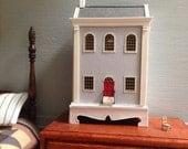 Dollhouse for your dollhouse 1:144 scale micromini dollhouse