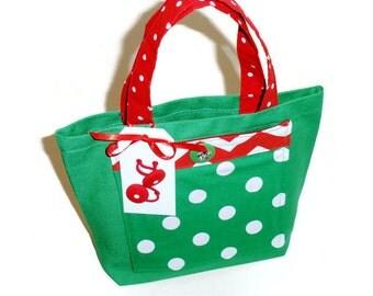 Girls Purse, Handmade, Toddler, Handbag