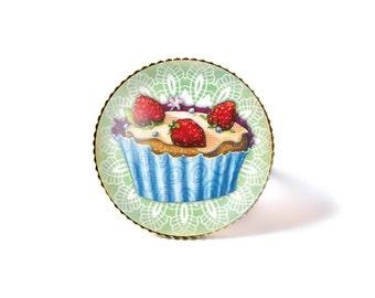 Strawberry Tart ring
