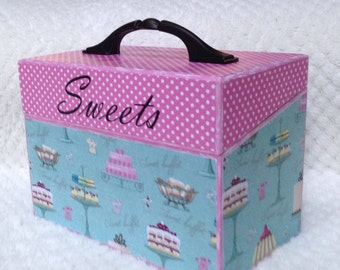 Sweets  for the Sweet Recipe Box