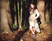 Women long coat, wool coat, wrap coat, assymetrical coat, high low coat, tail coat women, big collar coat