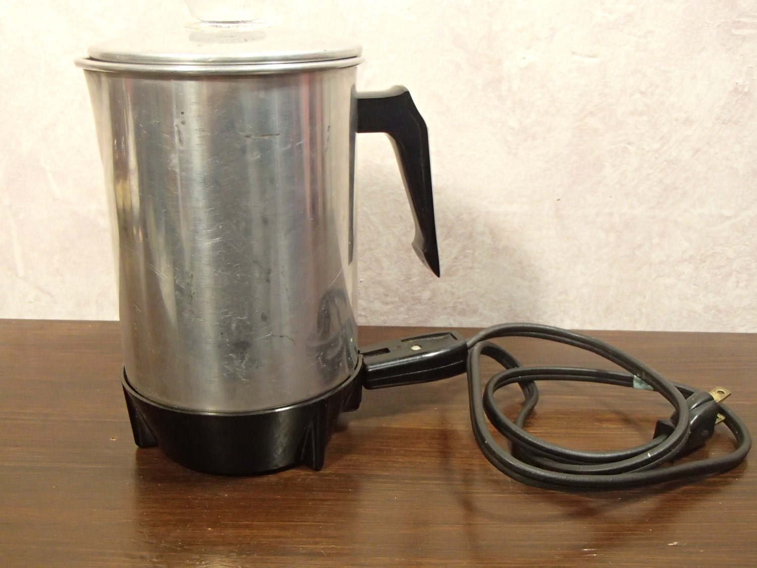 Electric Water Pot ~ Electric cup hot pot kettle warm water tea by