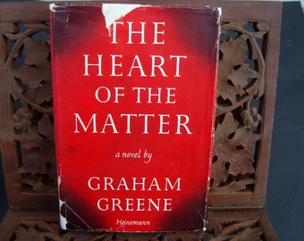 the heart of the matter by graham greene essays The heart of the matter by graham greene essays sample reflective paper essay forming a hypothesis using cause and effect the heart of the matter by graham greene essays.