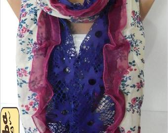 Fashion Elegant Scarf- Trend Scarf- Shawls-Scarves-Fashion accessories