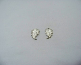 Silver Leaves with hole Finds2/3141