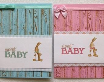 Baby Shower card, New Baby Card, Baby, baby boy, baby girl